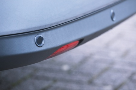 Resultado de imagen de sensores de aparcamiento